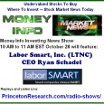 Small Cap Stocks To Buy Now on Investing News Show The October 28, 2014 show will feature a live interview with Ryan Schadel, Chairman, Chief Executive Officer ofLabor Smart, Inc. […]