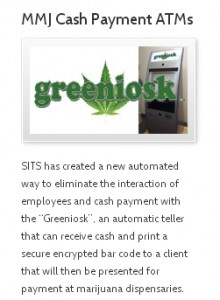 Cash Payment Solutions for the Marijuana Industry