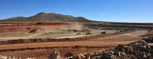 Mining stock news